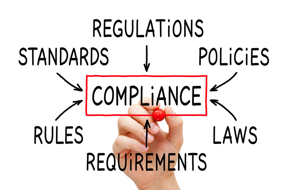Power3 Solutions - Compliance